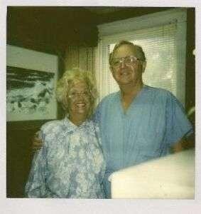 Dr. Arthur L. Jarecki and Dorothy Jarecki