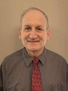 Robert Barge, Hospice Chaplain
